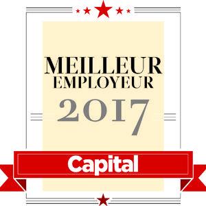 capital publie le classement exclusif des meilleurs employeurs en 2017 prisma media solutions. Black Bedroom Furniture Sets. Home Design Ideas