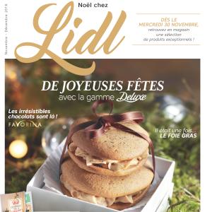 Lidl confie la réalisation de son nouveau catalogue de Noël à la Creative Room