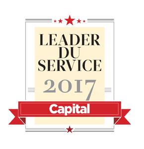 Le label CAPITAL des Leaders du Service 2017