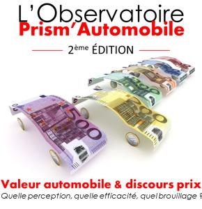 Nouvel observatoire Prism'Automobile: la valeur décryptée