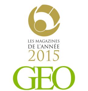 GEO primé au Prix des Magazines de l'Année 2015