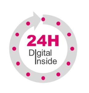 Etude 24H Digital Inside