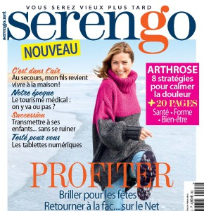 Serengo : différent, pétillant, stimulant !