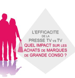 L'efficacité de la presse TV