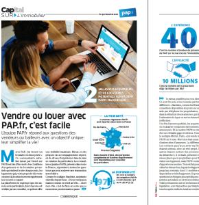 CapSur, un nouvel espace d'expression éditorialisé dans Capital