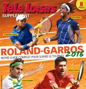La FFT renouvèle sa confiance à Télé-Loisirs à l'occasion de Roland Garros