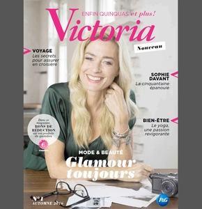La Creative Room réalise le nouveau magazine des femmes quinqua de Procter & Gamble