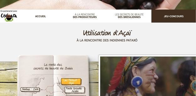 Ushuaia beauté et GEO.fr vous font découvrir les secrets du Brésil