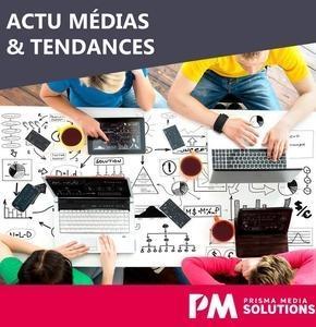 """Newsletter """"Actu Médias et Tendances"""" Novembre-Décembre"""