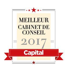 Le label CAPITAL des meilleurs cabinets de conseil et d'audit