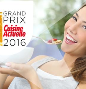 Grand Prix Cuisine Actuelle : Découvrez les marques primées lors de cette 1ère édition