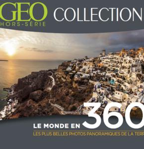Le monde en 360° avec GEO