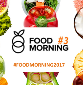Prisma Media Solutions partenaire et acteur du Food Morning 2017