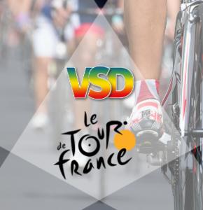 VSD, partenaire média officiel du Tour de France