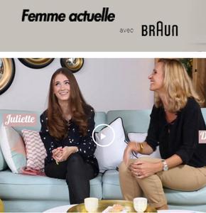 """Femme Actuelle et Braun présentent """"Telle mère, telle fille ?"""""""