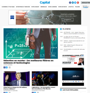 Capital, une vraie convergence full-media