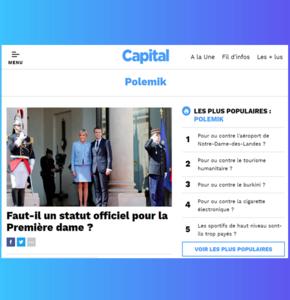 Découvrez Polemik, la nouvelle rubrique de Capital.fr