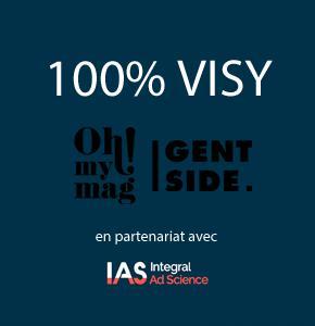 GENTSIDE & OHMYMAG LANÇENT L'OFFRE 100% VISY