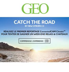 """La Creative Room doublement primée pour """"Catch the Road"""" avec Citroën et Havas Native"""