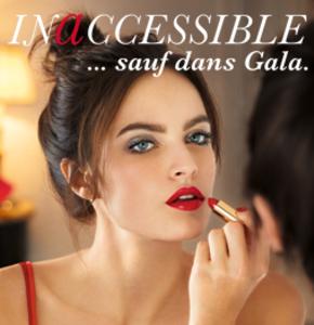 Gala vous offre toujours plus de stars et de glamour!