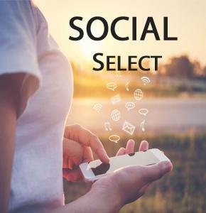 PMS lance Social Select