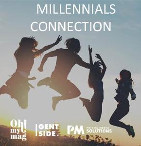 """PMS et Le groupe Cerise Media lancent """"Millennials Connection"""", l'offre 100% Sociale et Vidéo"""
