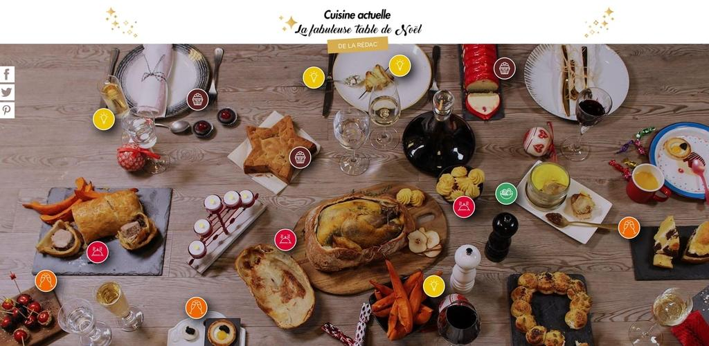 Record d audience pour cuisine actuelle prisma media for Arlene s cuisine