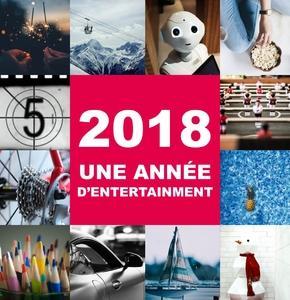 2018, une année d'Entertainment