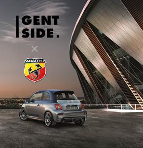 Gentside X Abarth : Drive in Style