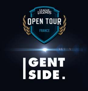 Le Gentside e-sport Club à l'assaut de l'Open Tour France !
