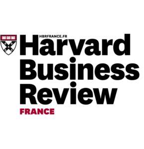 Nouvelle maquette pour Harvard Business Review France