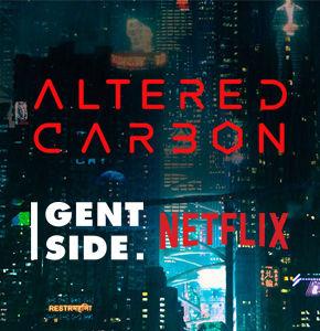 OP Gentside autour de la nouvelle série Netflix : Altered Carbon