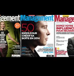 Management : reboot réussi