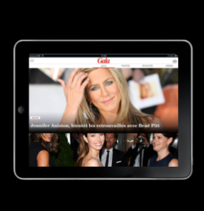 Gala dévoile ses nouvelles applications mobiles