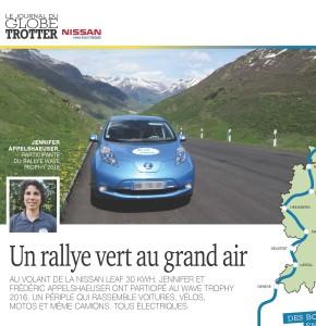 La gamme 100% électrique de Nissan se branche à Prisma Media