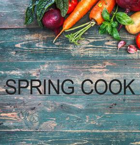 Découvrez l'offre «Spring Cook» avec Cuisine Actuelle et Femme Actuelle