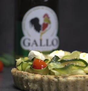 L'huile d'olive Gallo starifiée avec Cuisine Actuelle et Yummy !