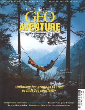 Cover GEO AVENTURE