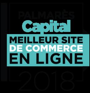 Capital publie pour la 1ère fois le classement des meilleurs sites de commerce en ligne 2018