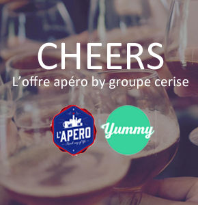 Le Groupe Cerise lance son offre CHEERS
