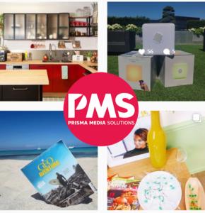 Prisma Media Solutions vous remercie sur ses réseaux sociaux !
