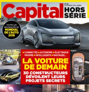Tout savoir sur la voiture de demain avec Capital