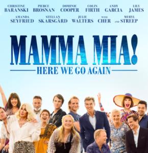 Gala, partenaire media du film Mamma Mia 2