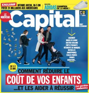 Vivez l'économie avec Capital