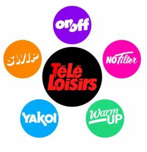 Télé Loisirs, une nouvelle plateforme d'immersion dans l'univers de l'entertainment !