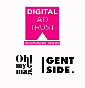 Gentside & Ohmymag labellisés Digital Ad Trust [Display & Vidéo]