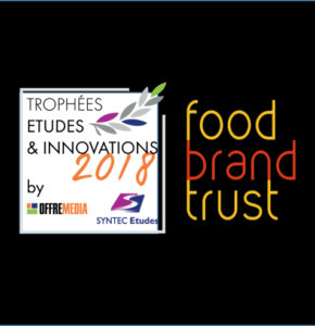 FOOD BRAND TRUST remporte le Trophée Or de l'Efficacité de la Communication