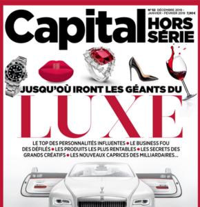 Capital Luxe : jusqu'où iront-ils ?