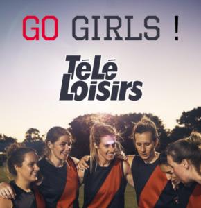 Sponsorisez la Coupe du monde de foot féminine sur Télé-Loisirs