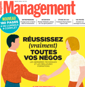 Management is the new business mook